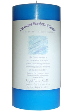 Ascended Masters Herbal Magic 3x6 Pillar