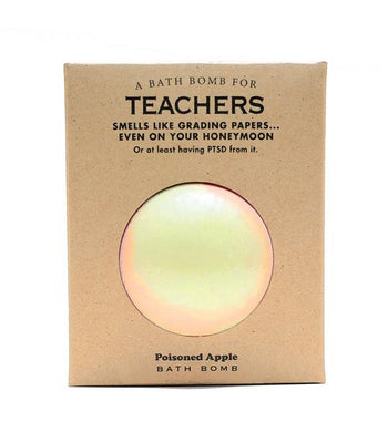A Bathbomb for Teachers