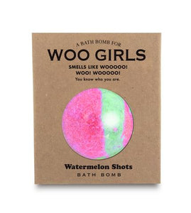 A Bathbomb for Woo Girls