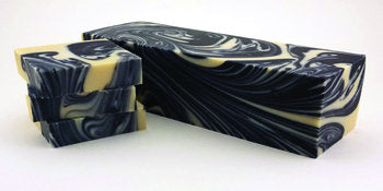 Black Marble Soap