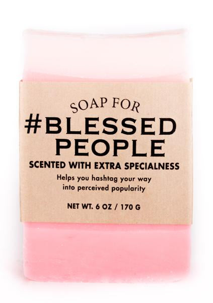 Soap for #Blessed People
