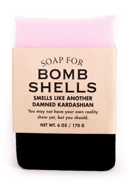 Soap for Bomb Shells