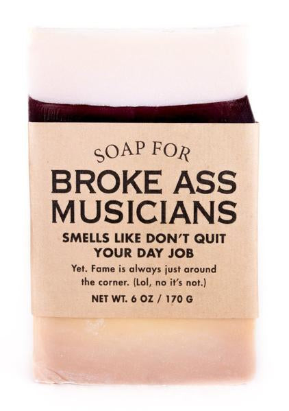 Soap for Broke Ass Musicians