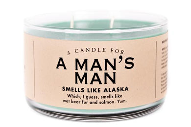 A Candle for a Man's Man