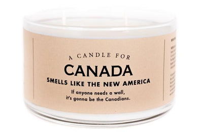 A Candle for Canada
