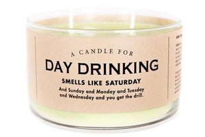A Candle for Day Drinking