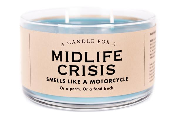 A Candle for a Midlife Crisis
