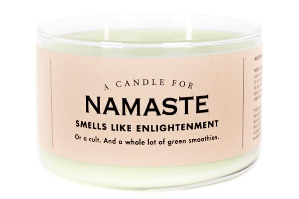 A Candle for Namaste
