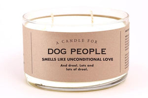 A Candle for Dog People