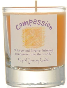 Compassion Herbal Magic Filled Votive Holders