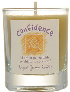 Confidence Herbal Magic Filled Votive Holders
