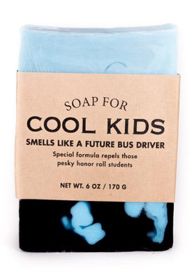 Soap for Cool Kids