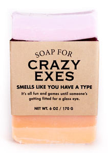 Soap for Crazy Exes