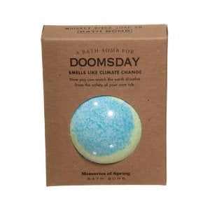 A Bathbomb for Doomsday