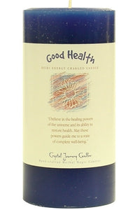 Good Health Herbal Magic 3x6 Pillar