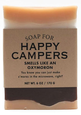 Soap for Happy Campers