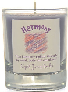 Harmony Herbal Magic Filled Votive Holders