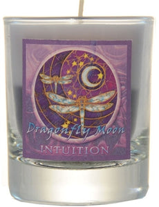 Intuition Mandala Filled Votive Holders