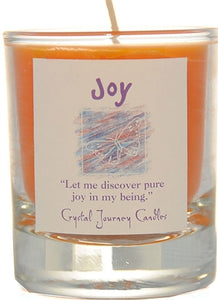 Joy Herbal Magic Filled Votive Holders