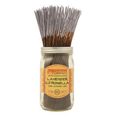 Wild Berry Lavender Citronella Incense