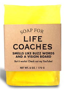 Soap for Life Coaches