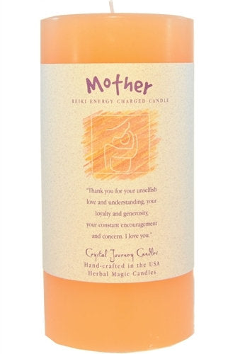 Mother Herbal Magic 3x6 Pillar