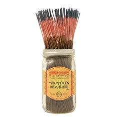 Wild Berry Mountain Heather Incense