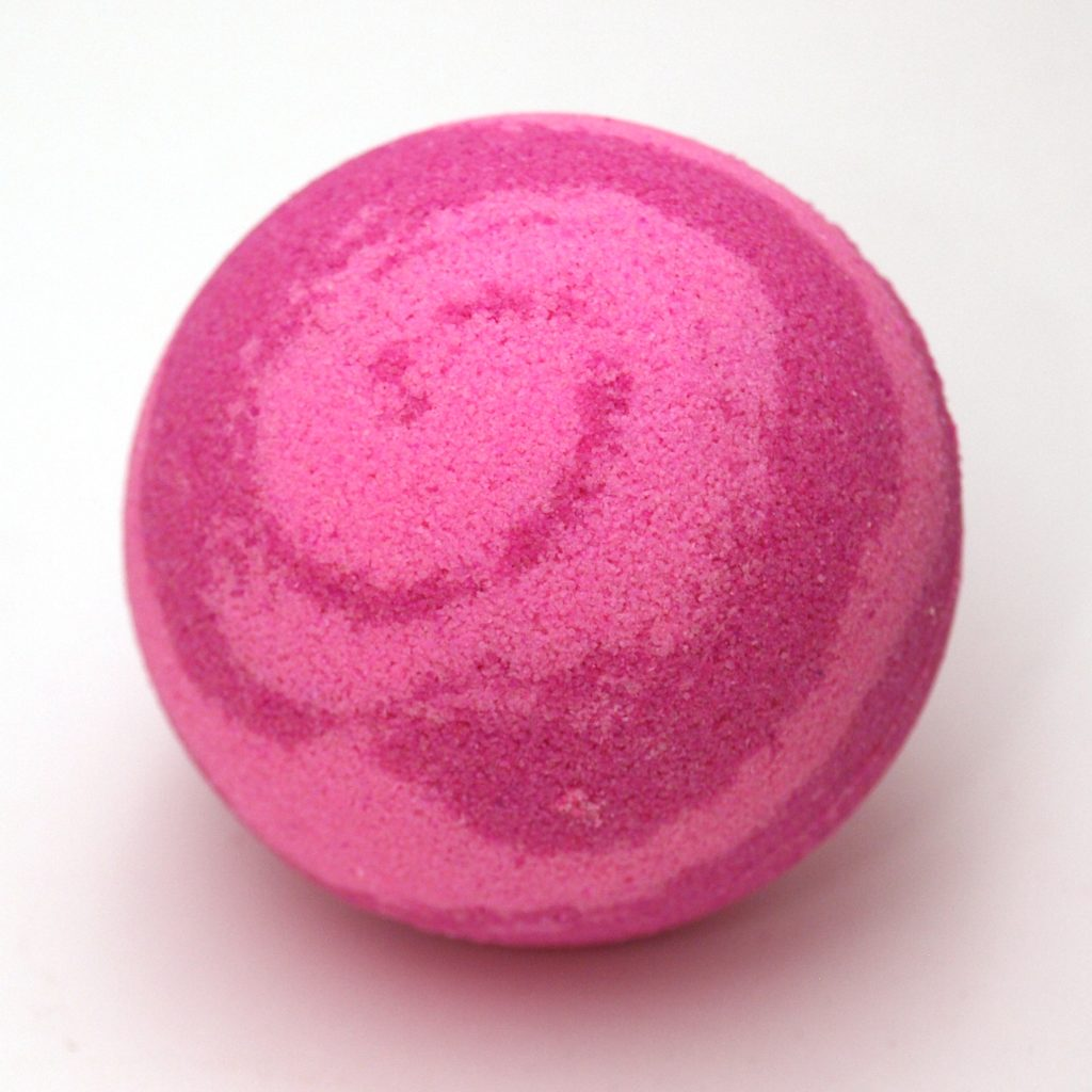 Extra Large Raspberry Beret Bath Bomb