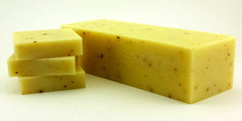 Amber Musk Soap