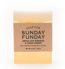 Soap for Sunday Funday