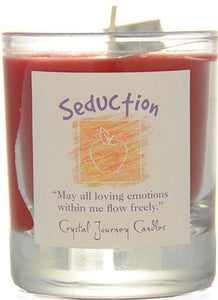 Seduction Herbal Magic Filled Votive Holders