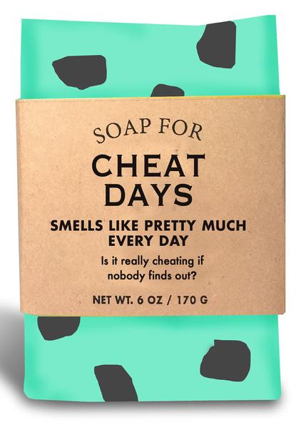 Soap for Cheat Days