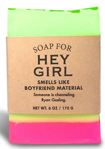 Soap for Hey Girl