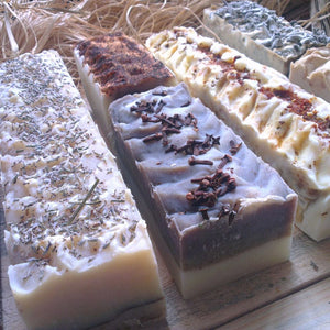 Custom Soap Loaves