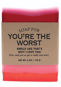 Soap for You're the Worst