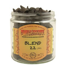 Wild Berry Blend 22 Incense Cones