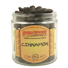 Wild Berry Cinnamon Incense Cones