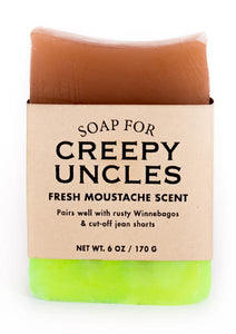 Soap for Creepy Uncles