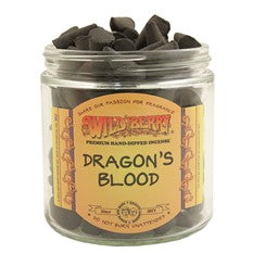 Wild Berry Dragon's Blood Incense Cones