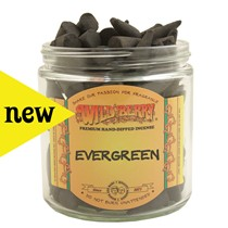 Wild Berry Evergreen Incense Cones