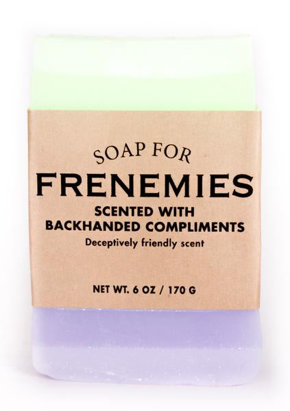 Soap for Frenemies