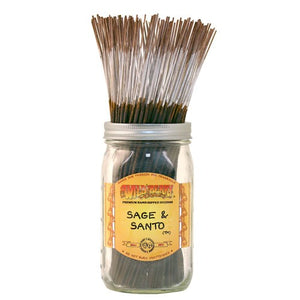 Wild Berry Sage & Santo Incense