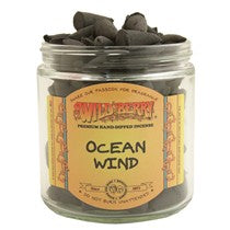 Wild Berry Ocean Wind Incense Cones
