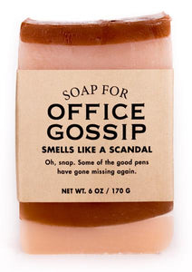 Soap for Office Gossip