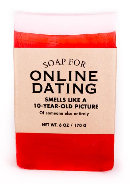 Soap for Online Dating