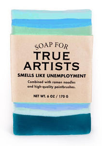 Soap for True Artists