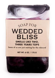 Soap for Wedded Bliss