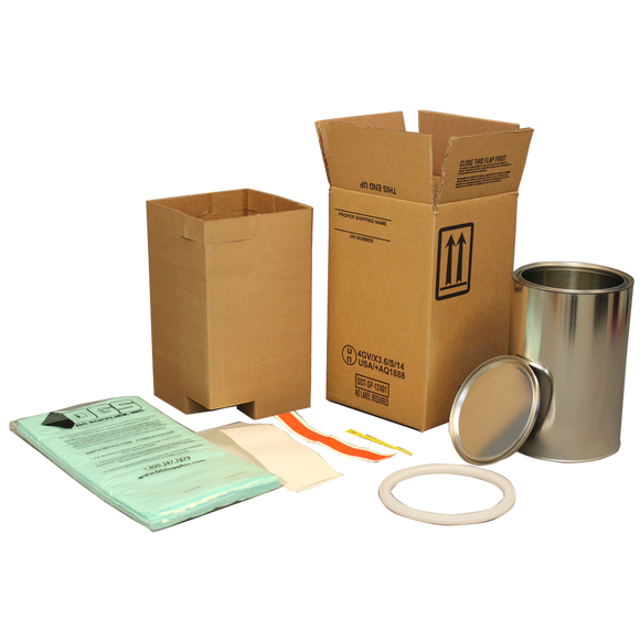 DOT Exemption Packaging [Dangerous Goods]