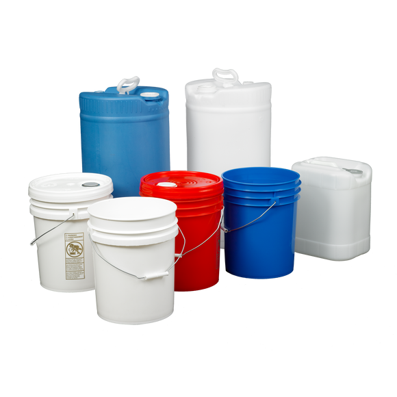 Plastic Pails and Jerricans [Dangerous Goods]