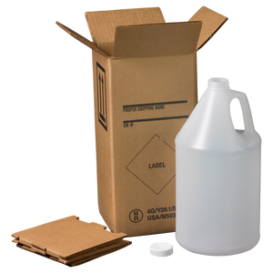 4G 1 x 1 HDPE Industrial Gallon Kit